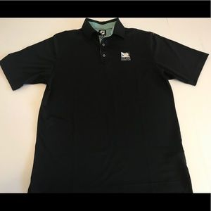 Footjoy polo shirt men's M
